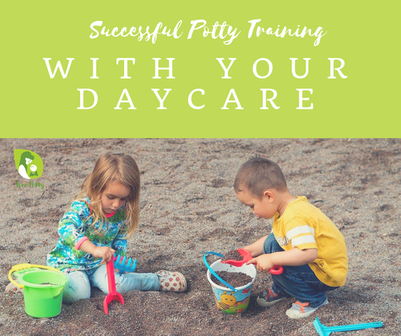 Successful Potty-Training with your Daycare
